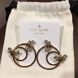 Kate Spade Bee Earrings